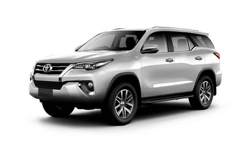 Toyota Fortuner SW4 o similar - Desde $299.000 COP