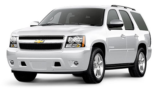 Chevrolet Tahoe o similar - Desde $416.500 COP