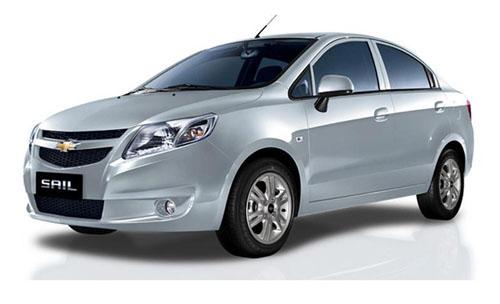 Chevrolet Sail o similar - Desde $114.840 COP
