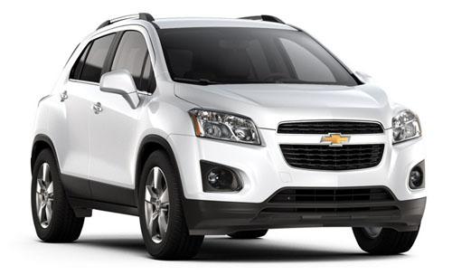 Chevrolet Tracker o similar - Desde $150.000 COP