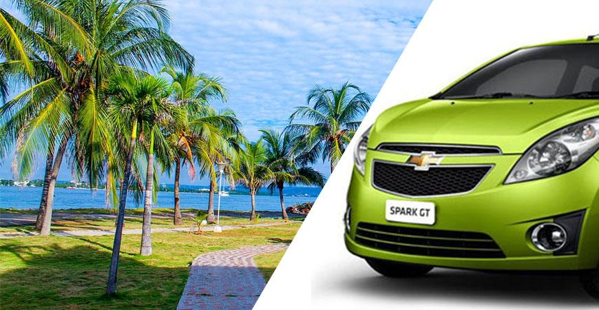 Alquiler de Carros en Cartagena de Indias