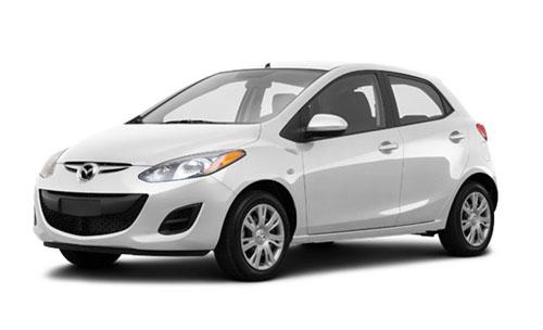 Mazda 2 Hatchback o similar - Desde $110.000 COP