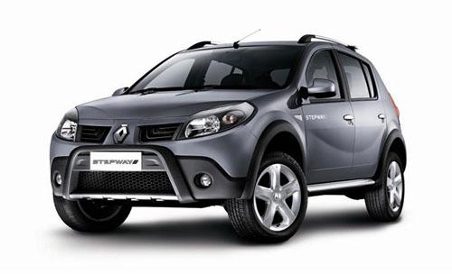 Renault Sandero Stepway o similar - Desde $110.000 COP