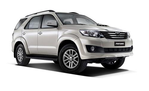 Toyota Fortuner o similar - Desde $259.000 COP