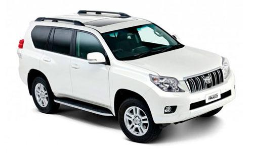 Toyota Prado o similar - Desde $300.000 COP