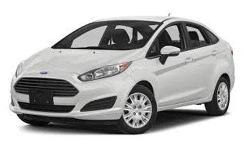 Ford Fiesta Titanium o similar - Desde $140.000 COP